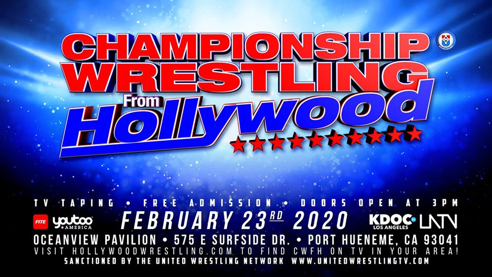 CWH February 23rd event