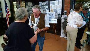 Gerry Olsen, Port Hueneme Historical Museum speaker series