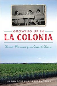 Growing Up In La Colonia book cover