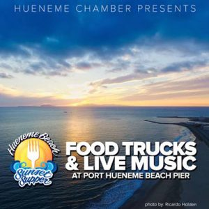 Hueneme Beach Sunset Supper