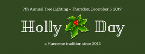 Hueneme Holly Day 2019