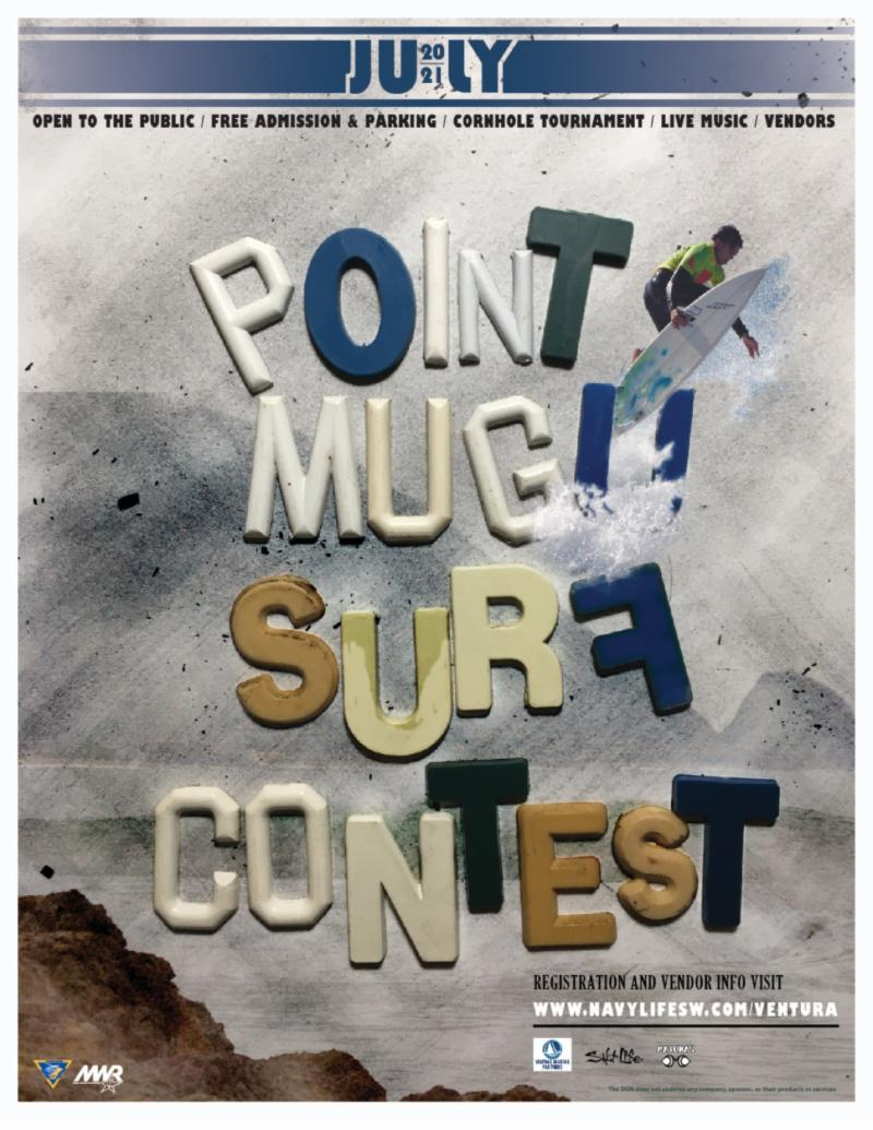 2019 Point Mugu Surf Contest